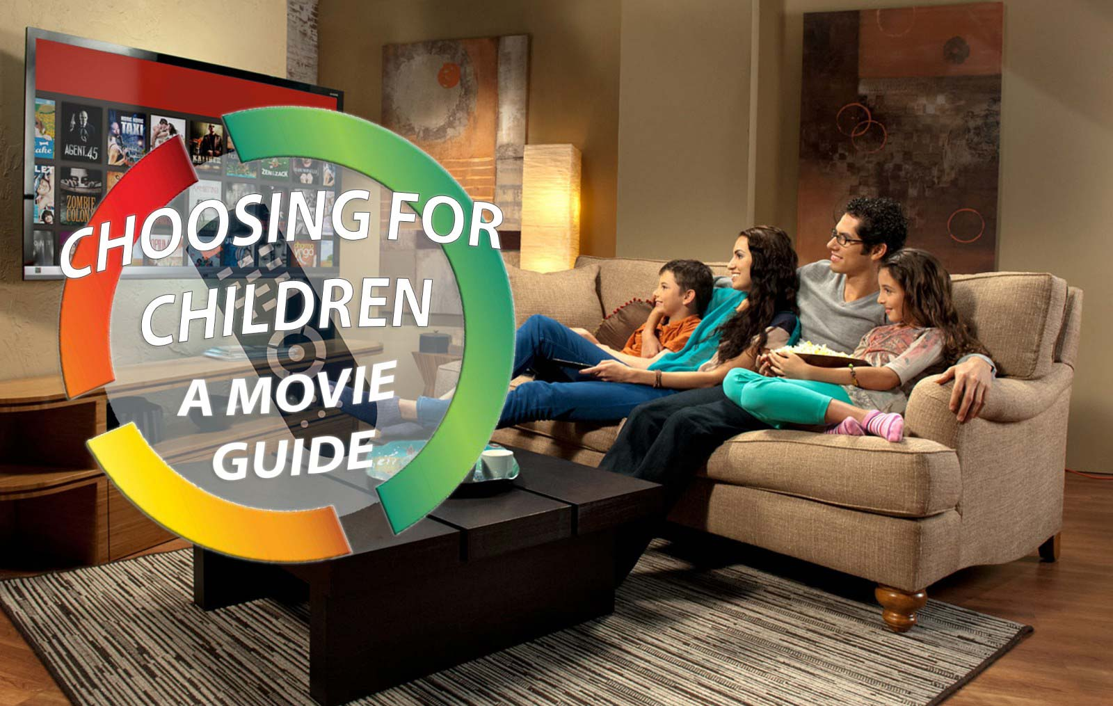 Choosing for children: a movie guide banner image