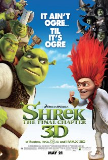 Kidzone Movie Review Of Shrek Forever After Australian Council On Children And The Media