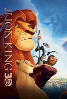 Movie review of Lion King 3D, The - Australian Council on Children