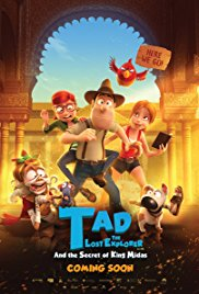 A Lost Secret How To Get Kids To Pay >> Movie Review Of Tad The Lost Explorer And The Secret Of King Midas
